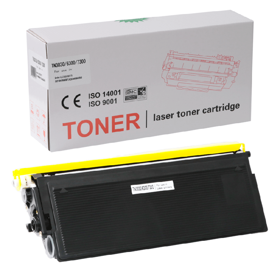 Brother TN-7300 Siyah Muadil Toner